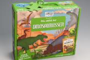 Reis, ontdek, leer Dinosaurussen