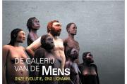 Affiche van de 'Galerij van de Mens - Onze evolutie, ons lichaam'