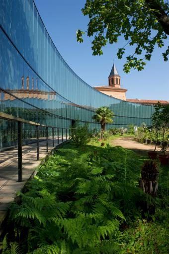 Museum of Natural Sciences in Toulouse